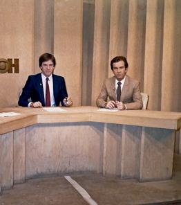 tv - canal 12 - carlos e marassi e armando de carvalho em 1982 - jws.com