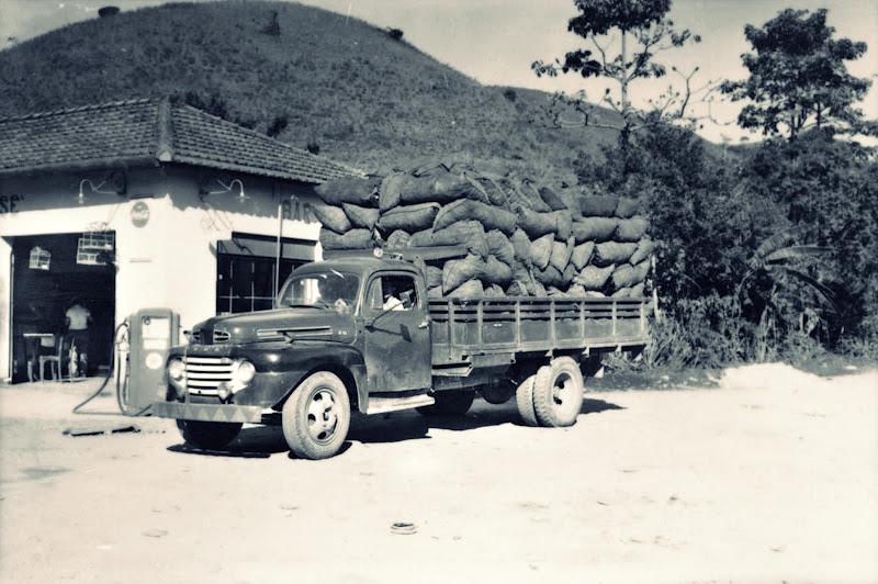 caminhão antigo pr 1