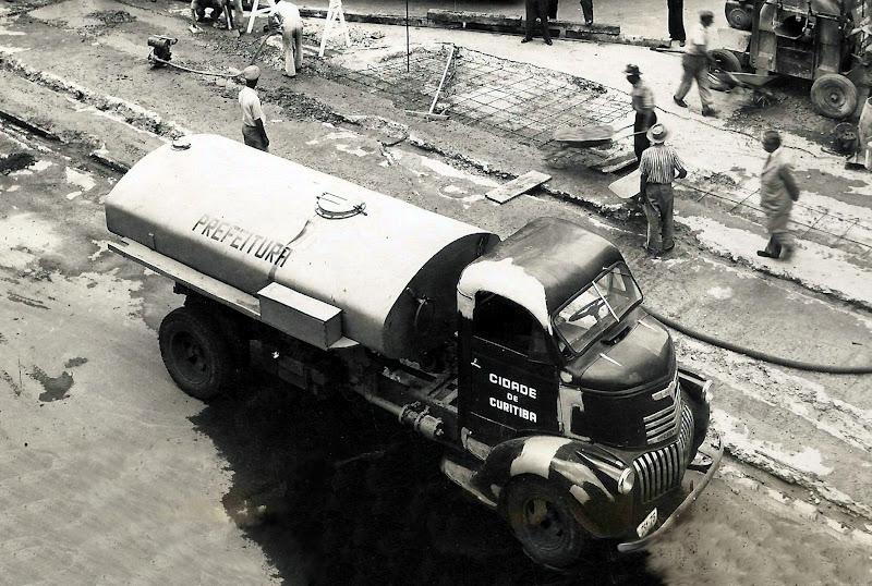 caminhão asfalto curitiba