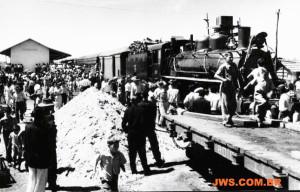 mandaguari chegada do primeiro trem portal jws OK