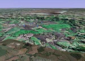 cratera de coronel vivida 2011