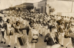mandaguari - Fanfarra do Colégio Vera Cruz de Mandaguari
