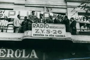 mandaguari rádio guairacá 1960