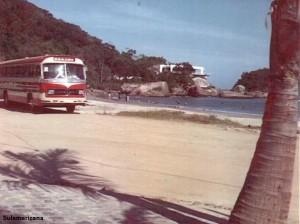 caiobá praia mansa anos