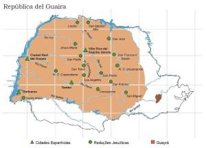 guayra guaira -Republica_del_Guayra