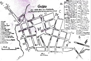 curitiba - mapa - 1863_Mapa de Ocupação Urbana de Curitiba_IPPUC