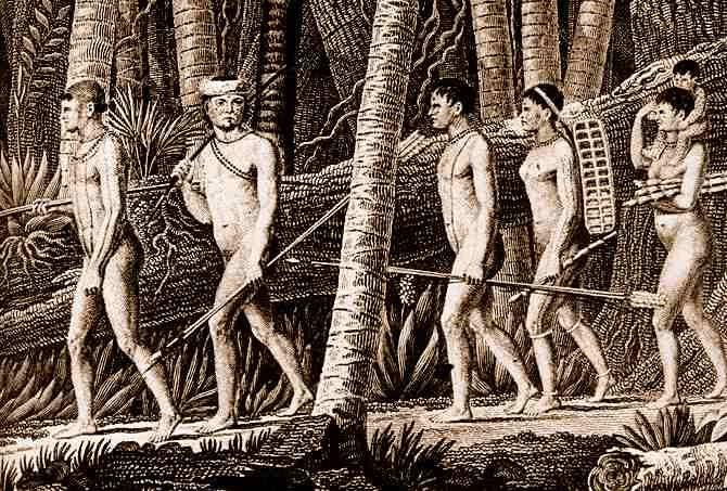 peabiru indios