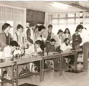 etfpr clube xadrez gestão liderança ano 1976