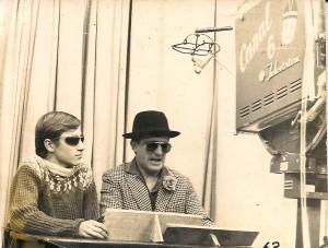 juarez machado e ary fontoura nos anos 1960 - tv - jws