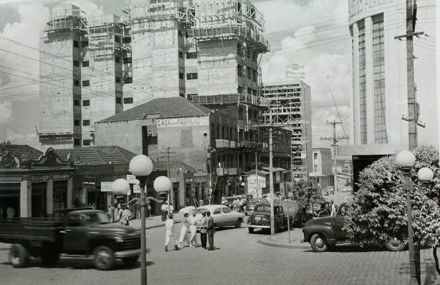 londrina ------- anos 1960