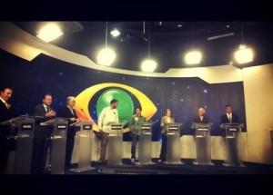 banddebate 2014 primeiro