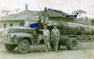 maringá antiga caminhão -