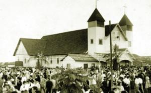 maringa catedral anos 1950