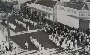 paranavai 07 DE SETEMBRO DE 1958- RUA MINAS GERAIS
