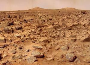 MarsBackground