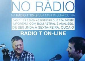 rádio t blue