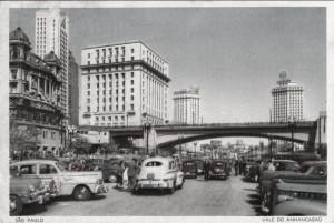 sao paulo - inicio dos anos 50