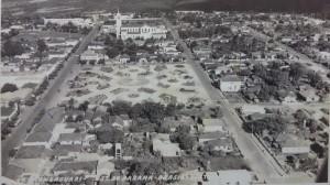 mandaguari aérea 1960 geral
