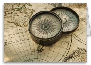navegação compasso