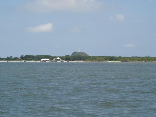 pr ilha do mel vista do barco foto de john lima