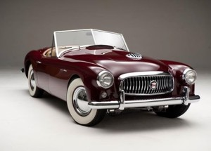 carros -------- 1950 Nash Healey