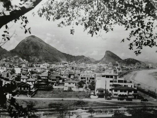 rj ---- O Leblon em 1950.
