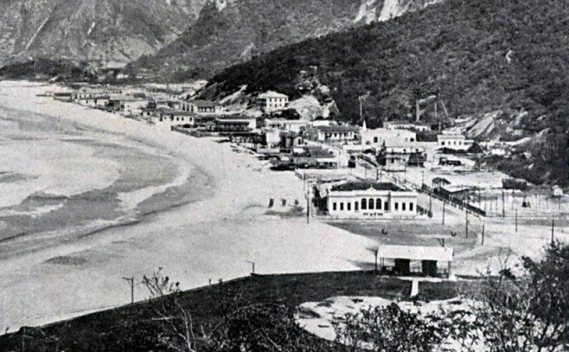 rj ---- Praia do Leme - 1910