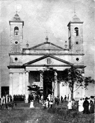 gaucha - Uruguaiana - Igreja Matriz.