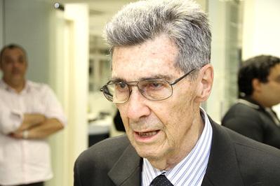 Guimarães mostrou-se bastante emocionado com a homenagem e disse sentir-se honrado em ter seu retrato incluído no hall de ex-superintendentes