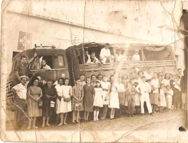 caminhões ------ fnm e familia anos 1960