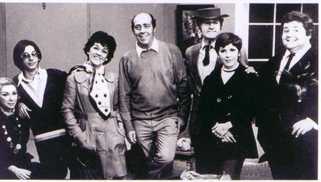 tv familia trapo anos 1960 grupo
