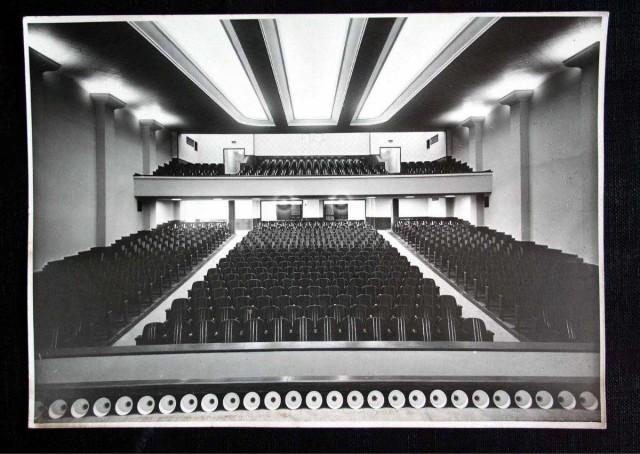 cep auditório