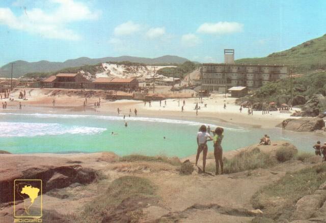 florianopolis praia joaquina anos 1970