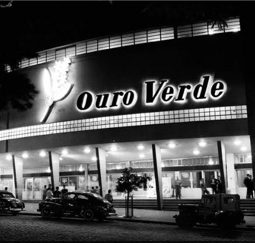 londrina cinema ouro verde noite